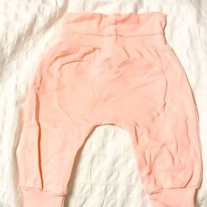 First Impressions 0-3 month pink pants